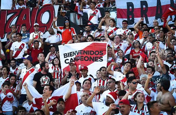 La festa del River Plate