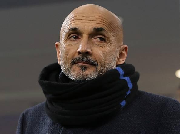 Luciano Spalletti Inter-Napoli