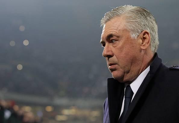 Inter-Napoli Carlo Ancelotti