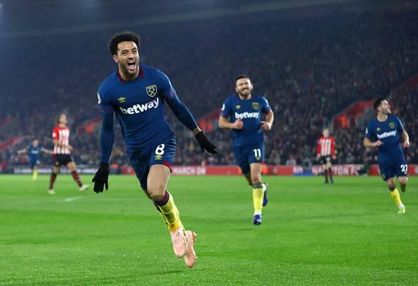 Southampton-West Ham 1-2