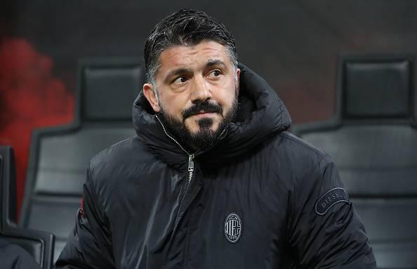 Gennaro Gattuso Olympiacos-Milan