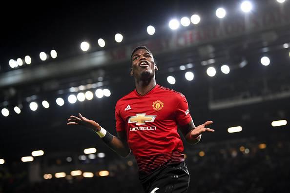 Paul Pogba parla del Manchester United