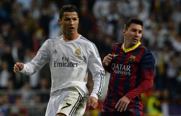 Ronaldo e Messi sfida
