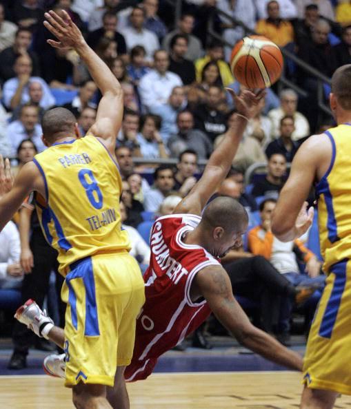 Maccabi Tel Aviv-Olimpia Milano