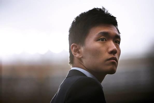 Steven Zhang Juventus-Inter