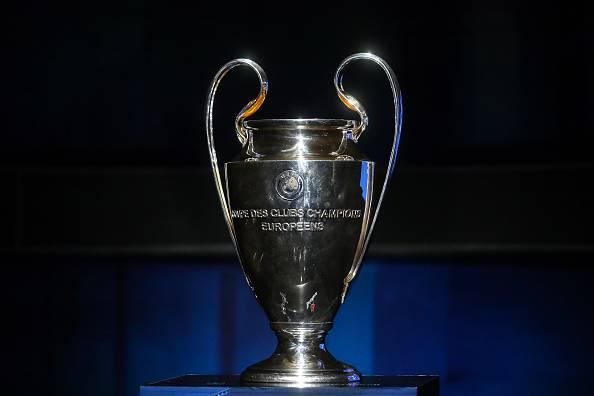 Primo piano del trofeo