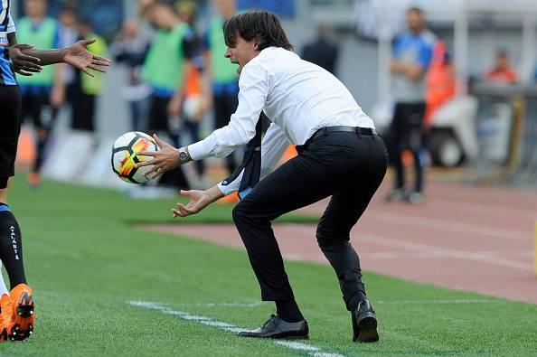 Atalanta-Lazio Simone Inzaghi