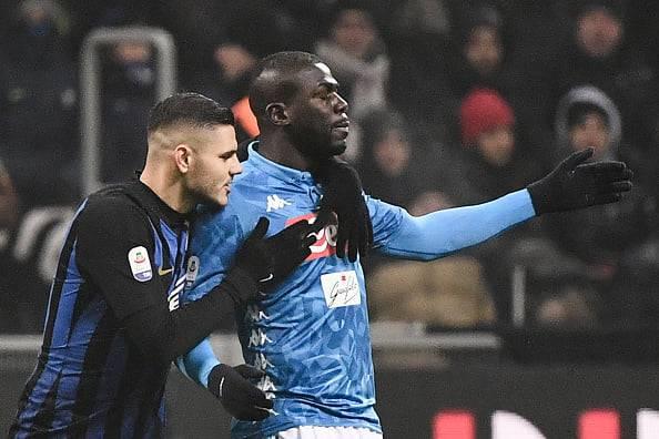 L'Inter giocherà a porte chiuse le prossime due gare
