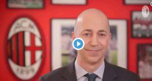 Ivan Gazidis prime parole da neo Amministratore Delegato del Milan