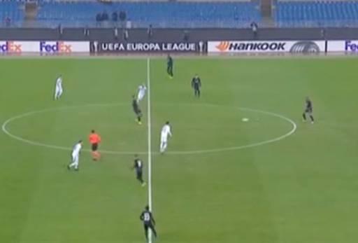 Lazio-Eintracht highlights