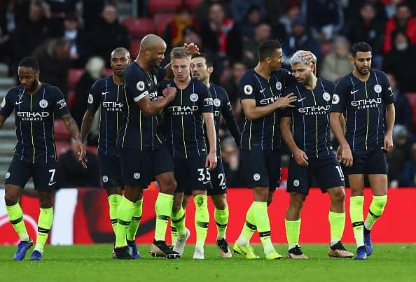 Il Manchester City torna alla vittoria