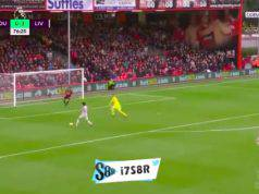 Momo Salah goal pazzesco contro il Bournemouth