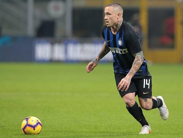 Nainggolan sospeso dall'Inter