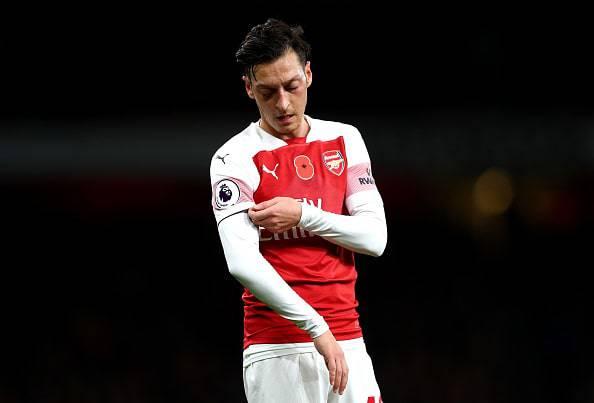 Ozil può lasciare l'Arsenal