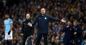Manchester City Cristal Palace il commento di Pep Guardiola