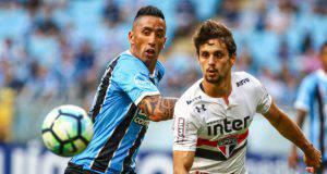 Rodrigo Caio spiega il mancato arrivo al Barcellona