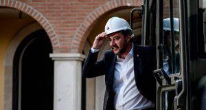Salvini avvia progetto Stadi Sicuri