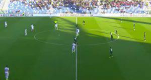 Sassuolo-Atalanta highlights