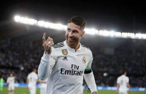 Sergio Ramos voci di mercato sul fatto che possa lasciare il Real Madrid