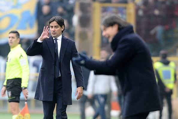Simone Inzaghi parla dopo Bologna-Lazio