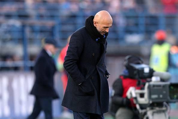 Spalletti commenta Empoli-Inter