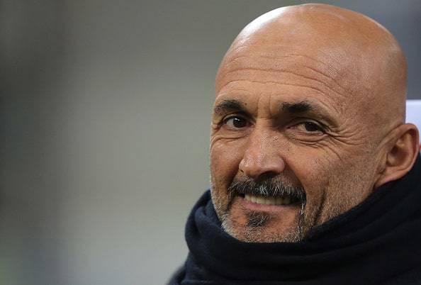 Spalletti nel post Chievo-Inter