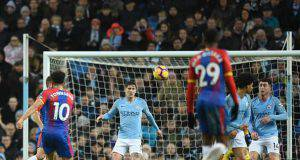 Il gol di Townsend in Manchester City-Crystal Palace