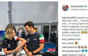 Tweet Federica Pellegrini dopo finale dei 200 metri ai Mondiali in Cina