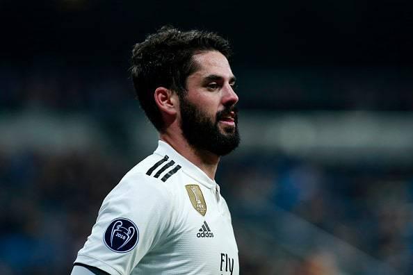 Isco smentisce l'addio al Real Madrid