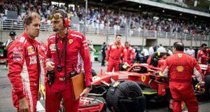 sebastian vettel ferrari f1 formula1