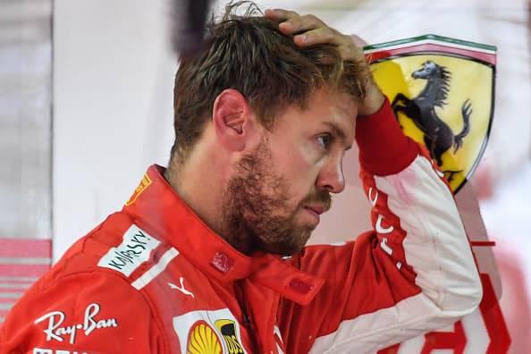 sebastian vettel ferrari formula1 f1
