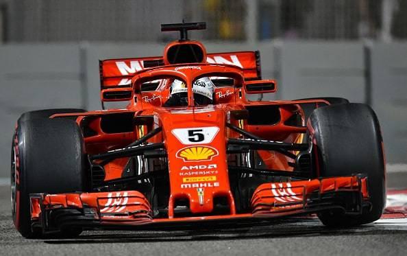 vettel sebastian ferrari f1 formula1