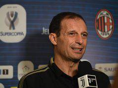 Allegri in conferenza stampa