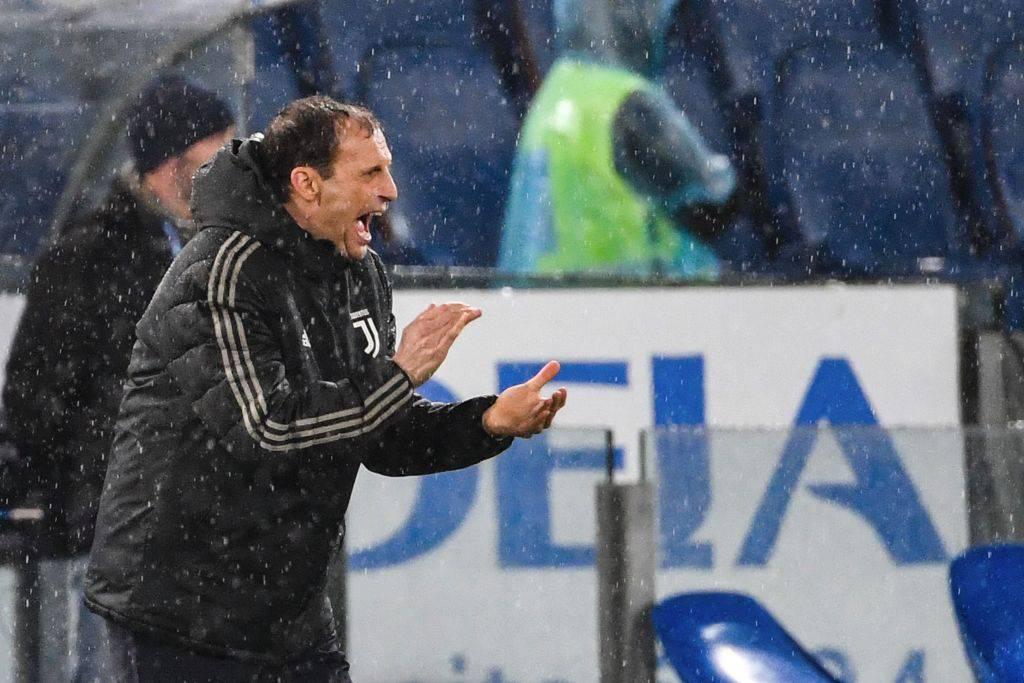 Allegri su twitter chiama i tifosi della Juventus a raccolta