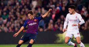 Denis Suarez, l'Arsenal lo chiede in prestito