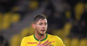 Emiliano Salla attaccante argentino del Cardiff