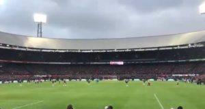 Eredivisie il Feyenoord sovrasta l'Ajax 6-2