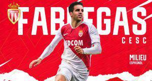 Fabregas ufficiale al Monaco
