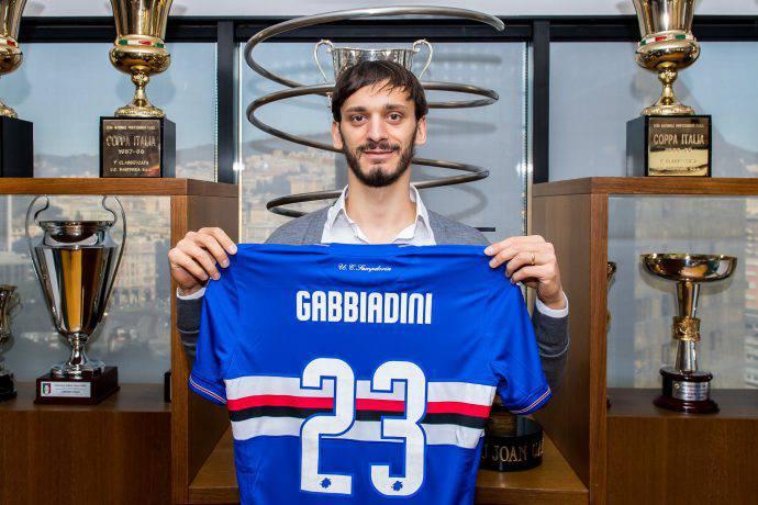 Ufficiale: Gabbiadini alla Sampdoria