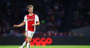 Frenkie de Jong PSG
