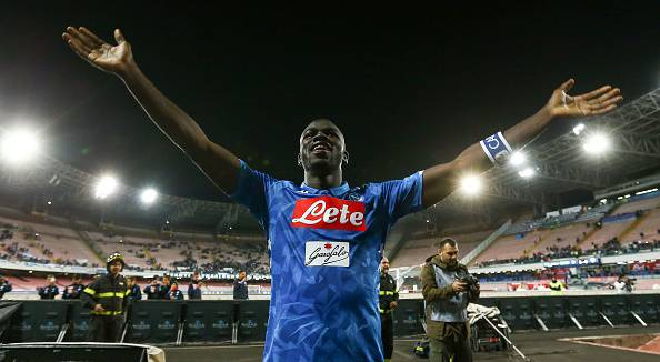 Kalidou Koulibaly Manchester United
