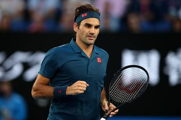 Federer Autralian Open