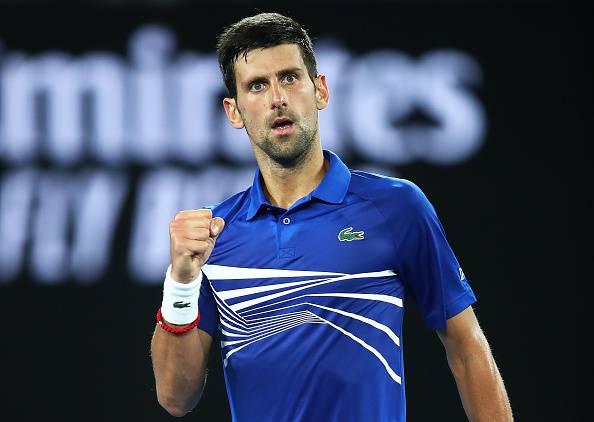 Djokovic Nadal Australian Open