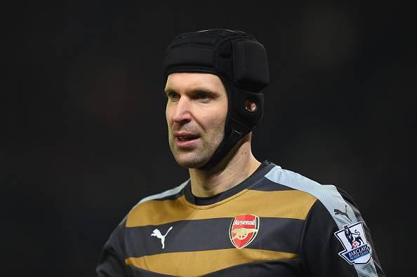Petr Cech ritiro