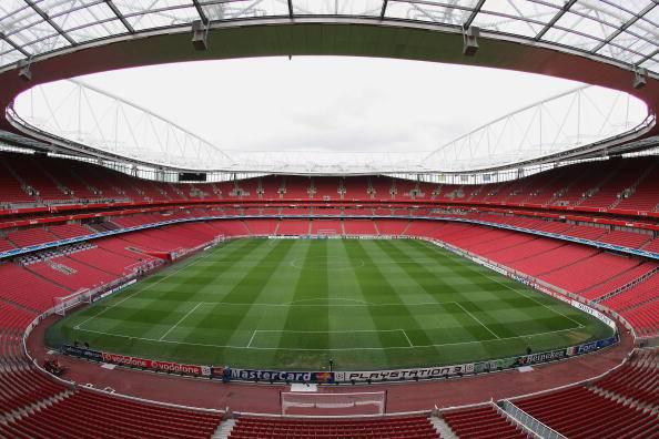 Emirates Stadium Arsenal-United