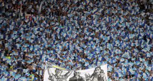 Stadio Olimpico cori Lazio Bologna