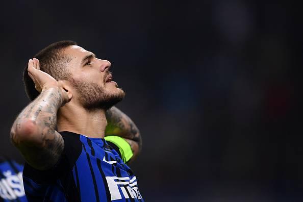 Mauro Icardi Inter-Icardi