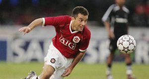 Giuseppe Rossi Manchester United