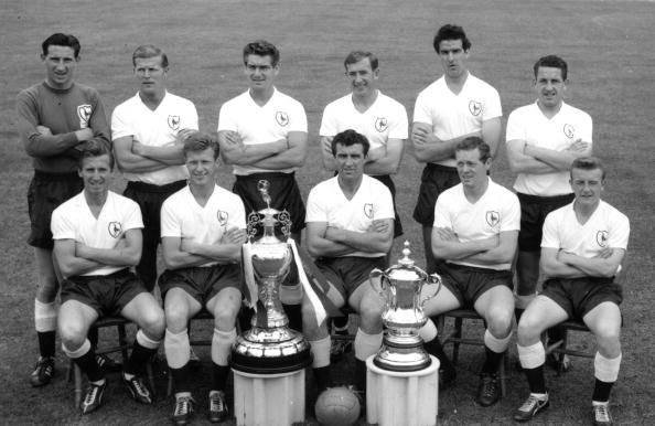 Il Tottenham che vinse il double 1960-61, una stagione memorabile