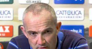 Il ct azzurro di Rugby Conor O'Shea,